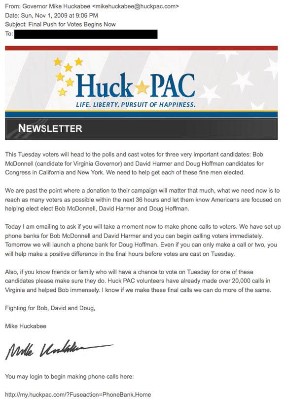 huckpacletter