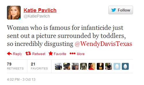 Katie Pavlich tweet