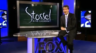 Stossel in the classroom