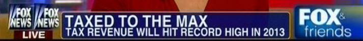 Fox On-screen text