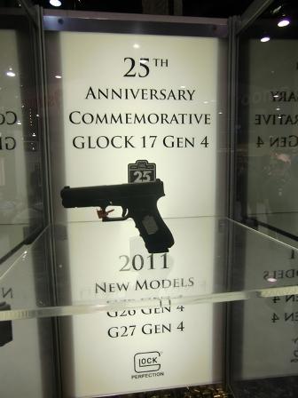 SHOT Show Glock Display