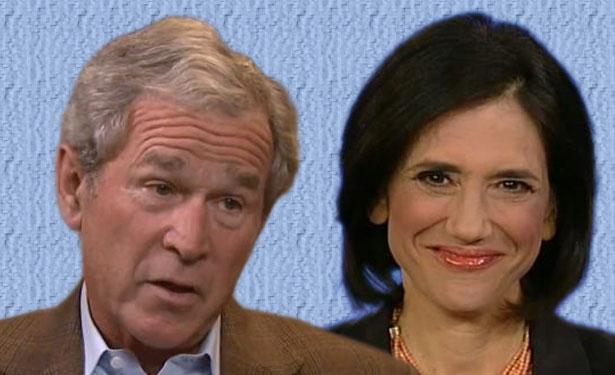 Bush, Rubin