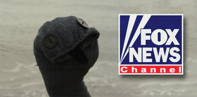 Fox News Sock Puppet