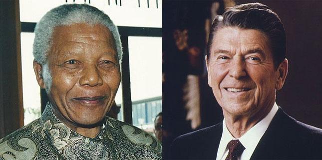 Mandela Reagan