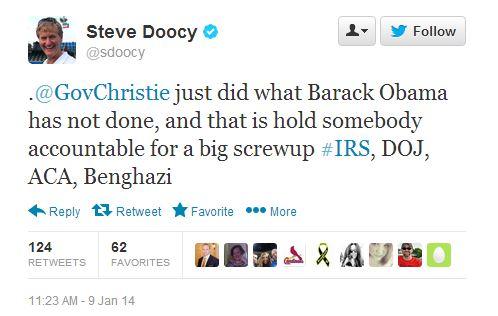 Steve Doocy tweet