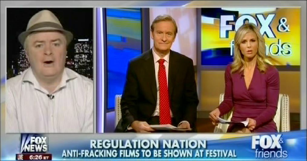 McAleer On Fox And Friends