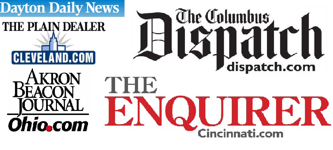 Major Ohio Newspapers