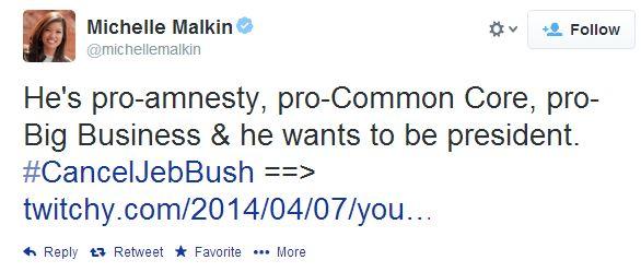 Malkin tweet