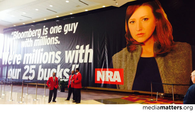 NRA banner