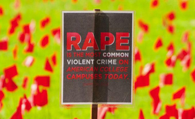 Campus sexual violence