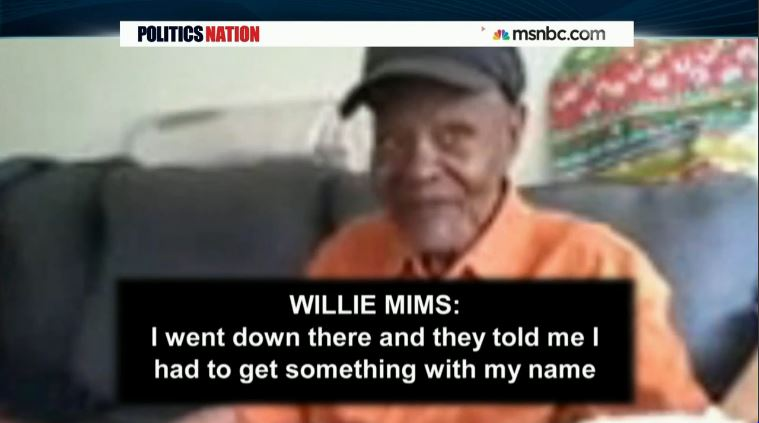 Willie Mims