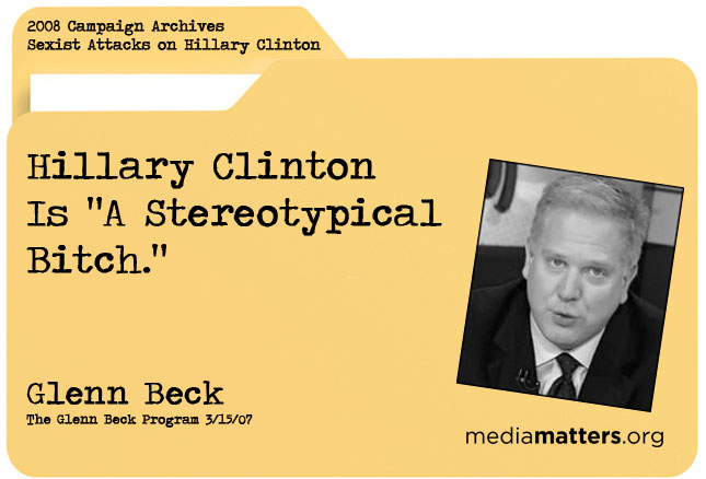 Media Matters Archives: Glenn Beck