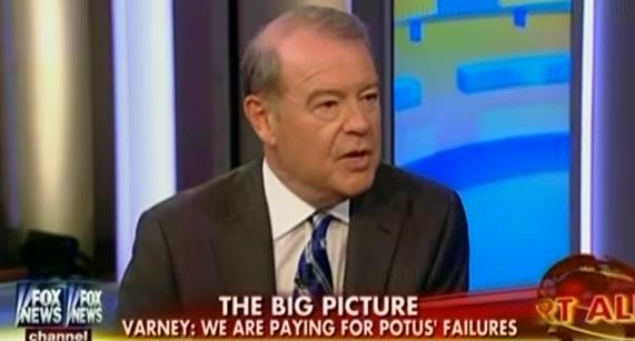 Fox Blames Obama For Gasoline Prices (Again)