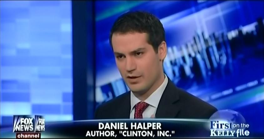 Daniel Halper