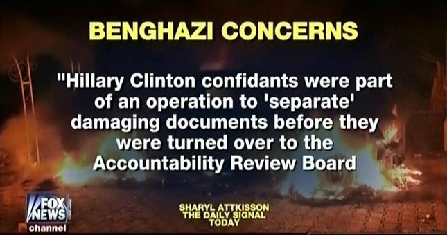 Benghazi Bombshell