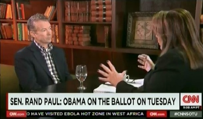 CNN's Crowley Gives Free Air-Time To Ron Paul's 2016 Campaign
