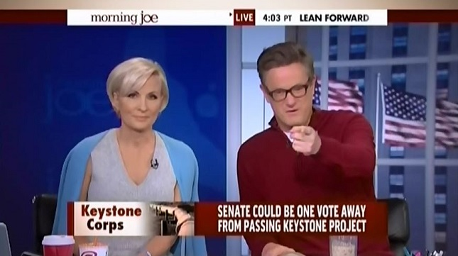 Scarborough on Keystone