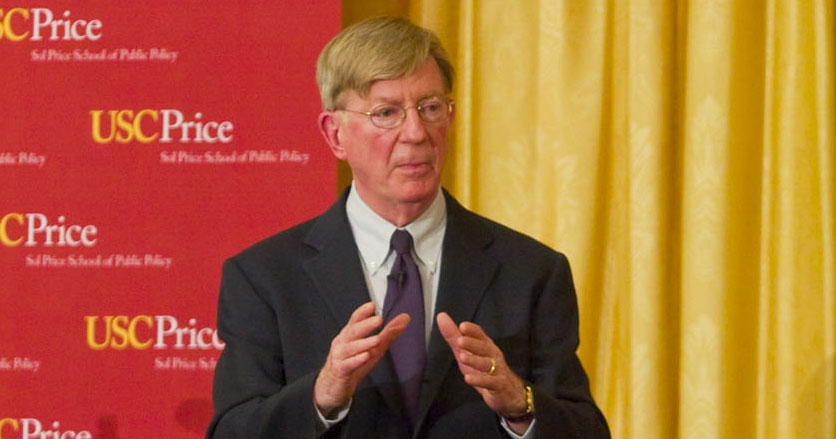 George Will Thinks He's Smarter Than Pope Francis