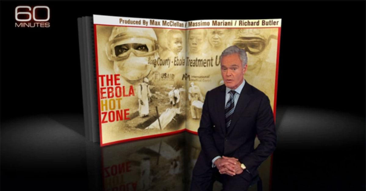60 Minutes' Ebola Coverage