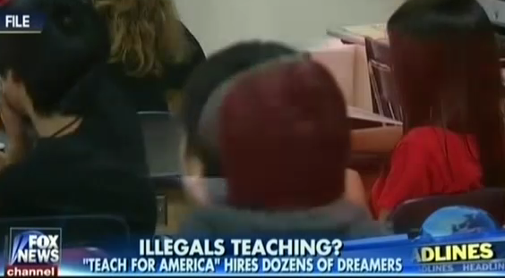 Fox Deploys Racial Slur Against School Teachers