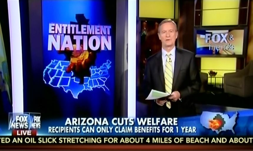 Arizona welfare restrictions