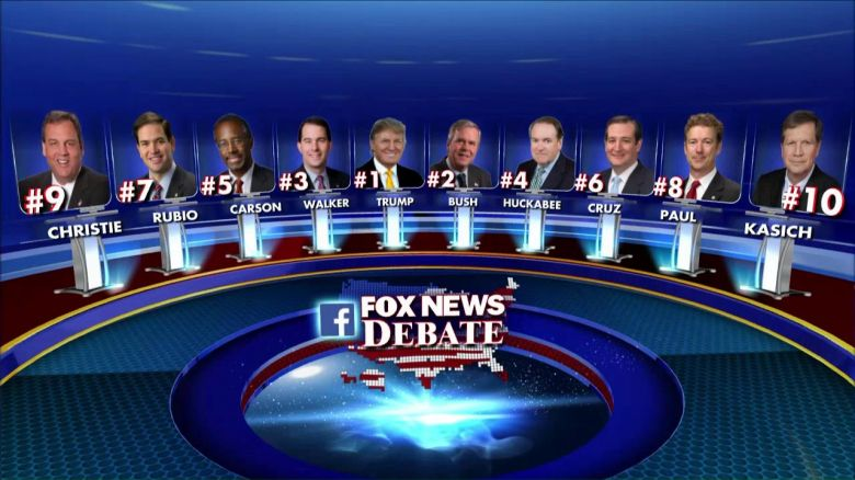 GOP Debate on Fox