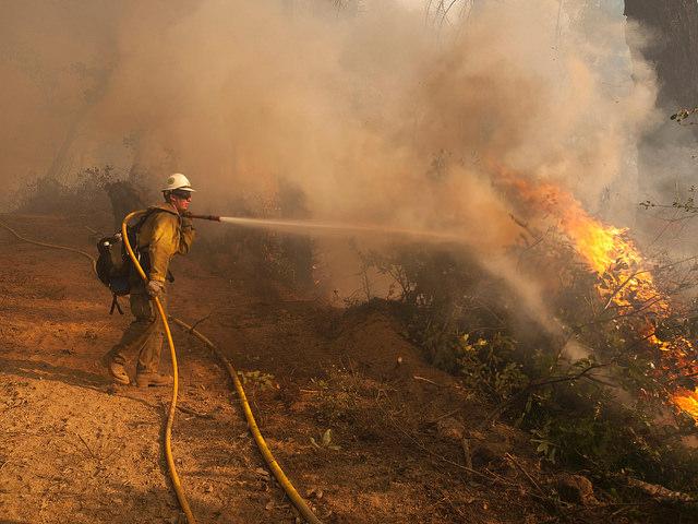 CA firefighter