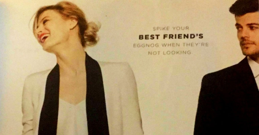 Bloomingdale's Holiday Ad