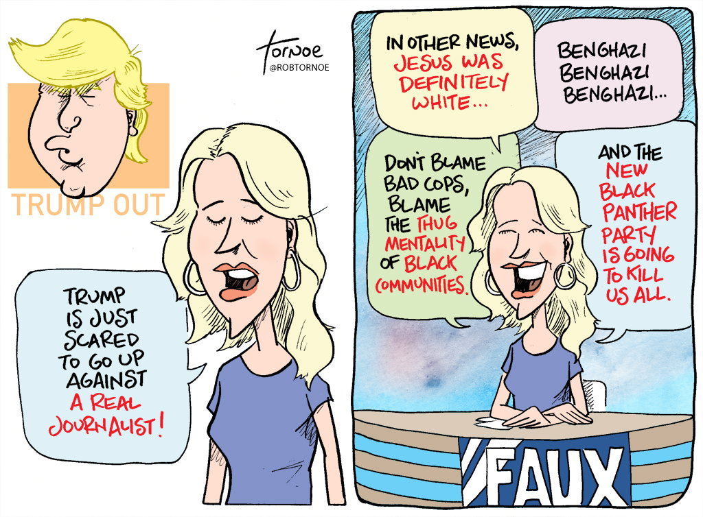 Megyn Kelly on Trump