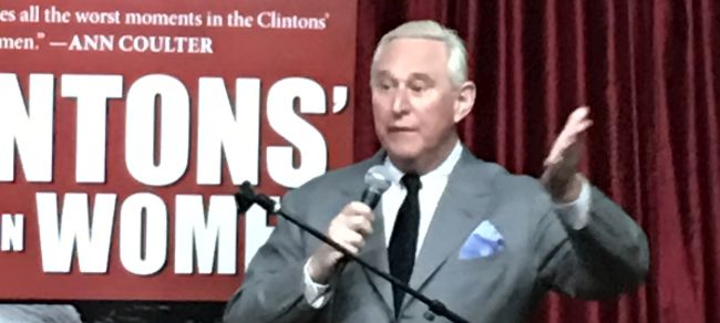 Roger Stone Sells Himself As Trump S Inside Man To