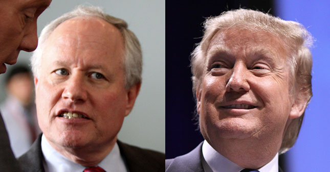 Kristol and Trump