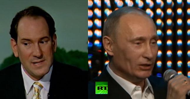Drudge, RT, Putin