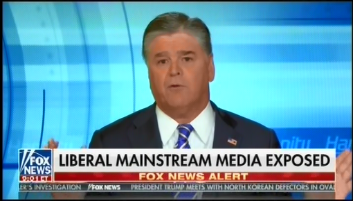 "Hannity unhinged: Nunes memo exposes the ""biggest abuse of power, corruption case in American history ... many need to go to jail"""