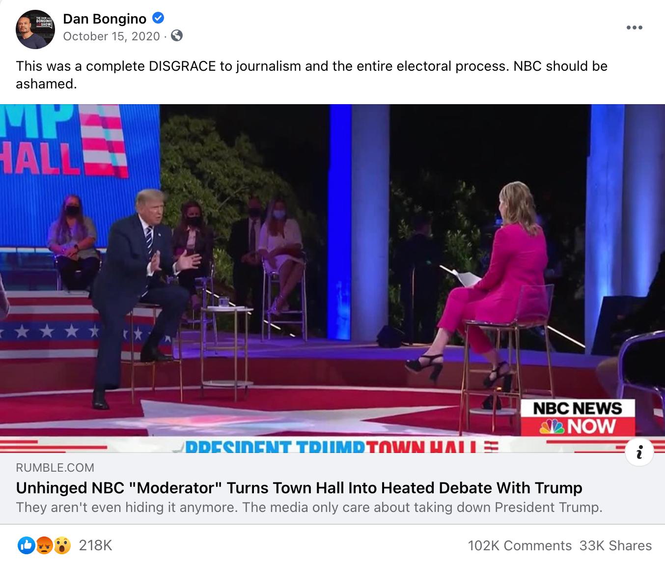 Dan Bongino_facebook post_20201015