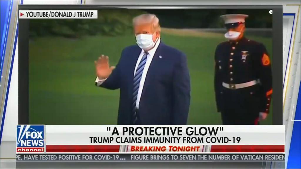 Protective glow