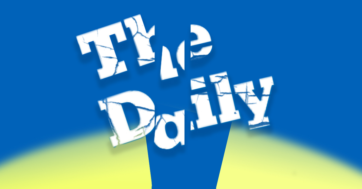 The Daily cover image