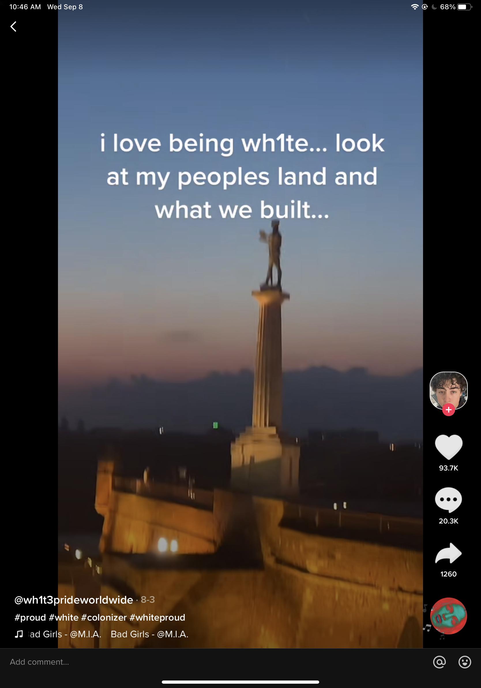 tiktok_i love being white