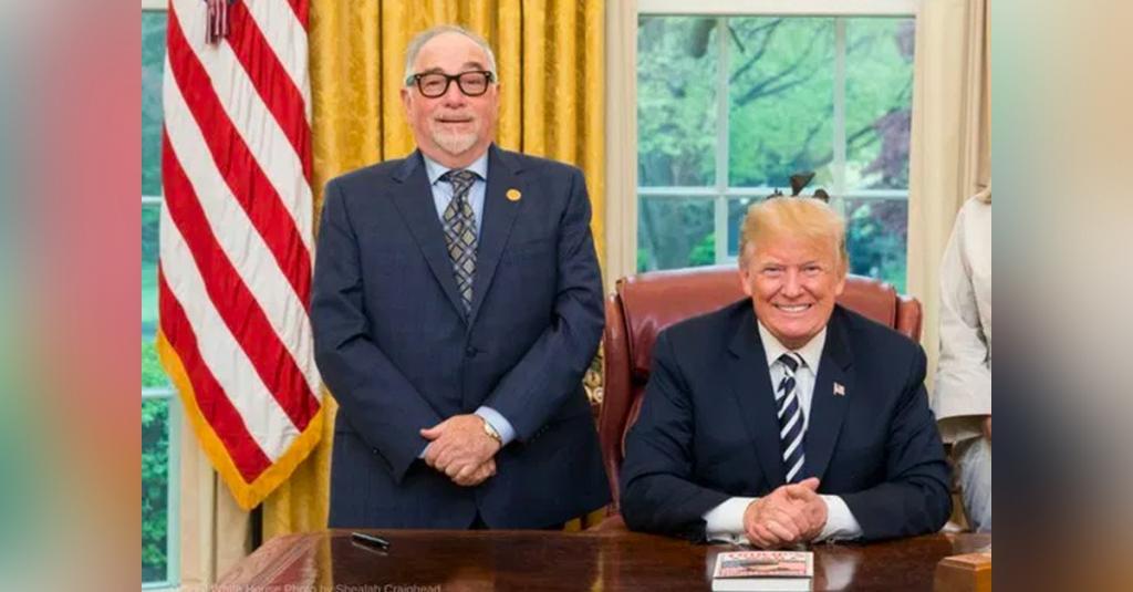 Michael Savage and Donald Trump