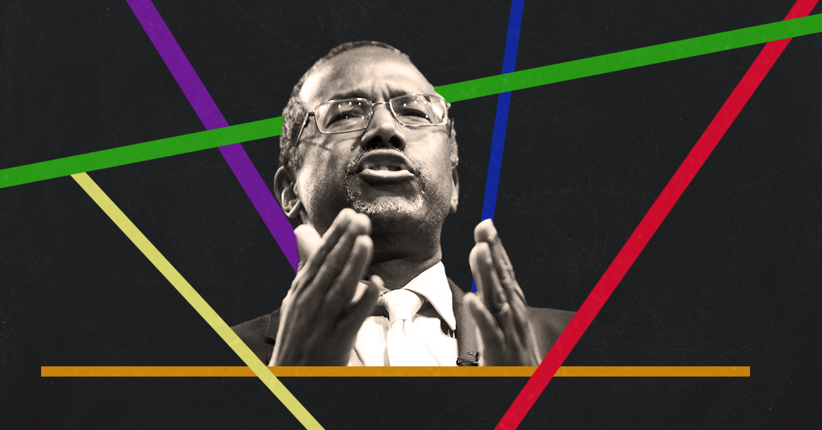Ben Carson to attend gala celebrating Accuracy in Media, which has been a cesspool of anti-LGBTQ hate