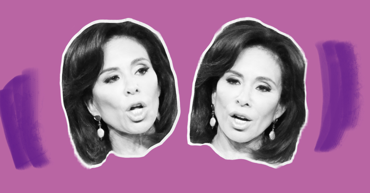 On her radio show, Jeanine Pirro agrees with caller who claims Democrats are fomenting a race war by arming criminals