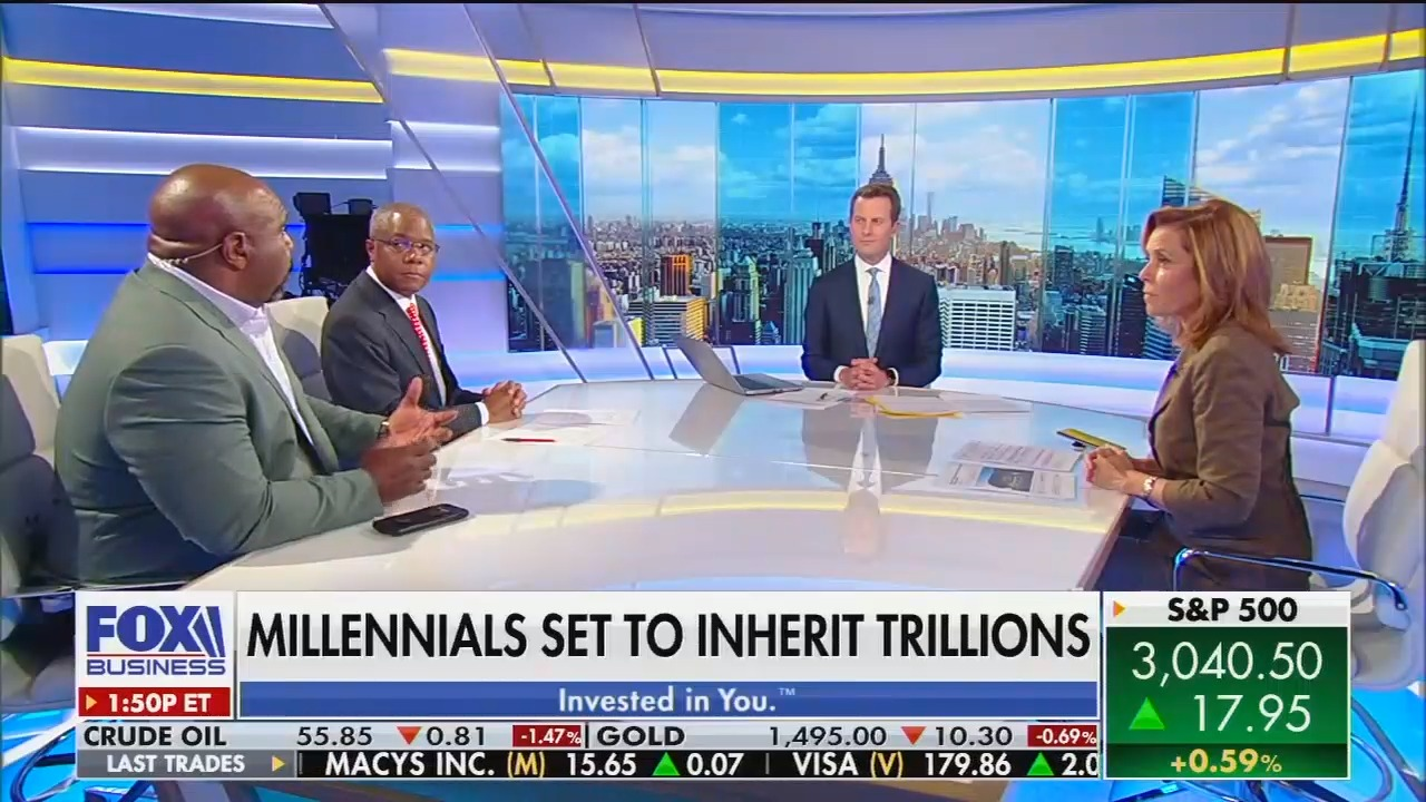 Fox Business Panel Suggests Millennials Should Worry About