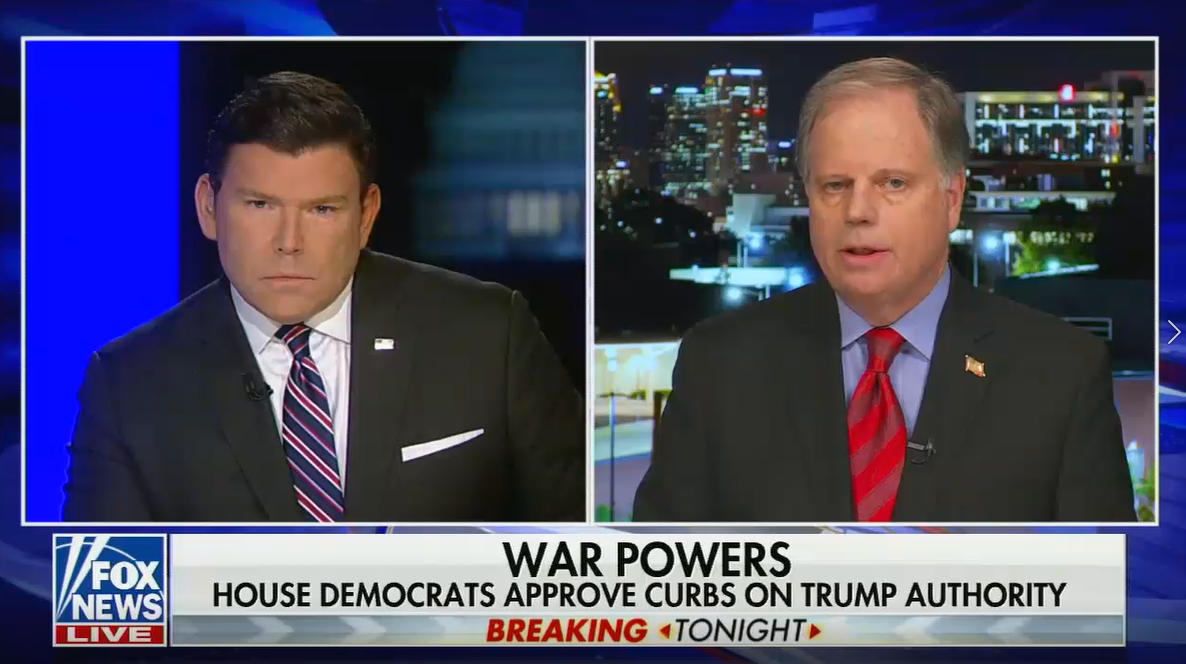 Fox's 'straight news' anchor uncritically recites debunked Trump administration talking point