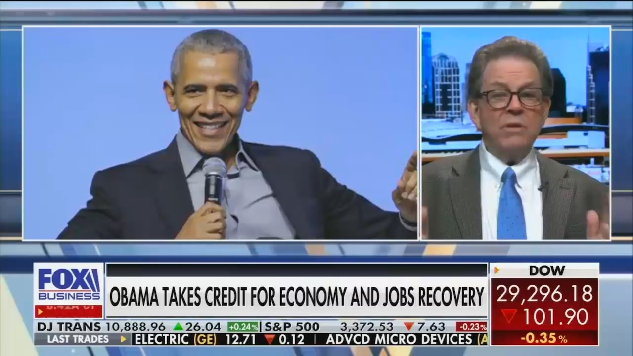 Obama's jobs growth is stronger than Trump's — no matter what Fox News says