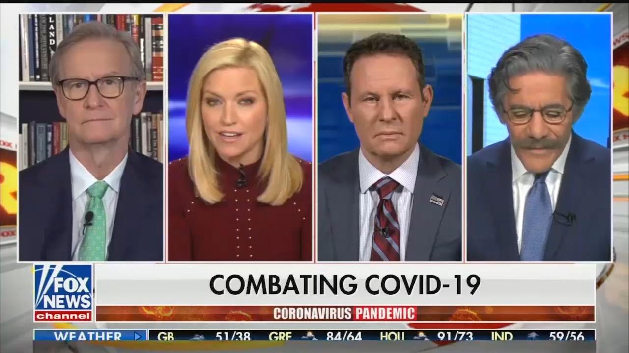 """Fox & Friends"" rewrites Trump's denial that New York needs ventilators"
