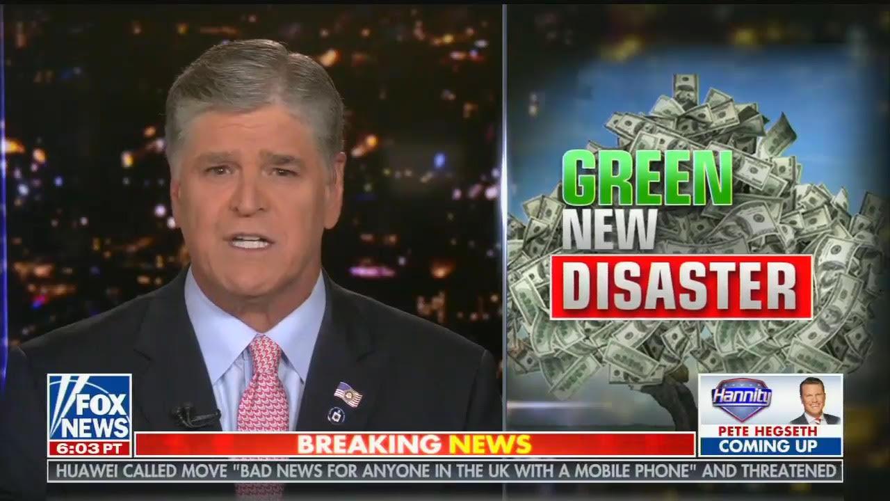 mediamatters.org - Fox News melts down over Biden's climate speech