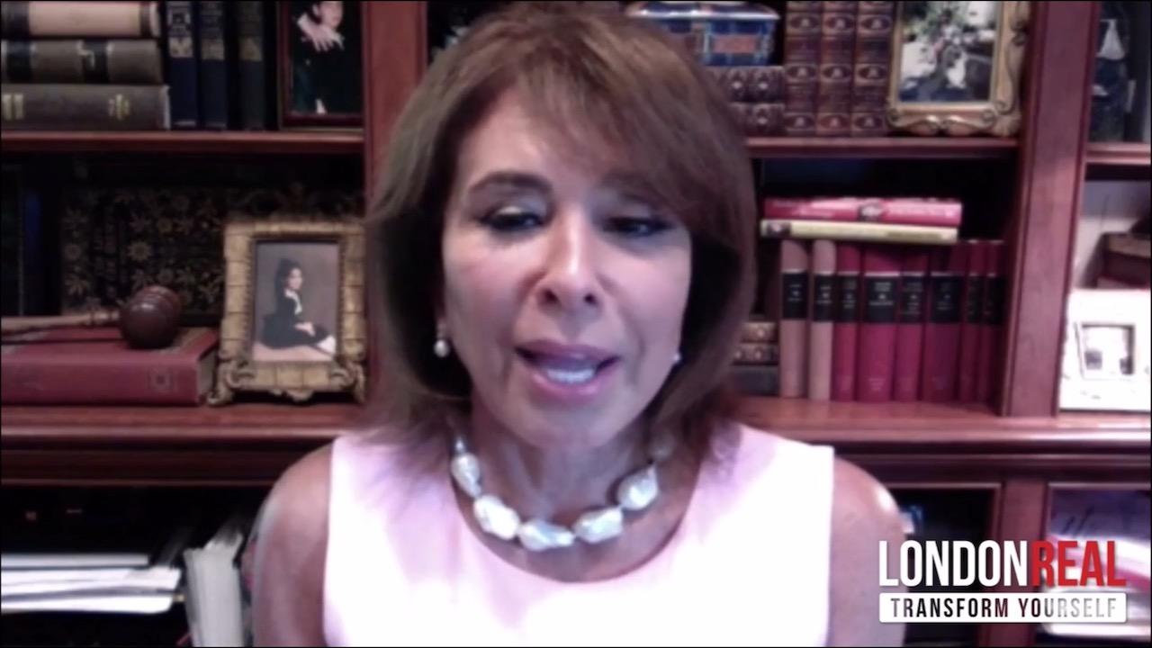 "Fox's Jeanine Pirro: ""I don't want a vaccine"" for coronavirus"