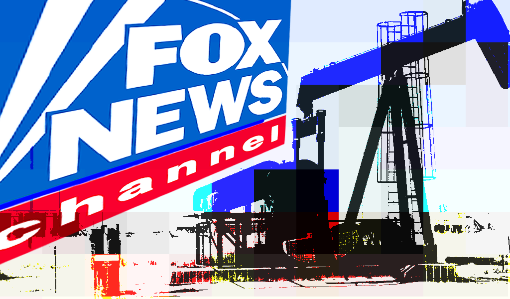 Not transitioning away from fossil fuels will kill the economy -- and our planet. Who wants to tell right-wing media?