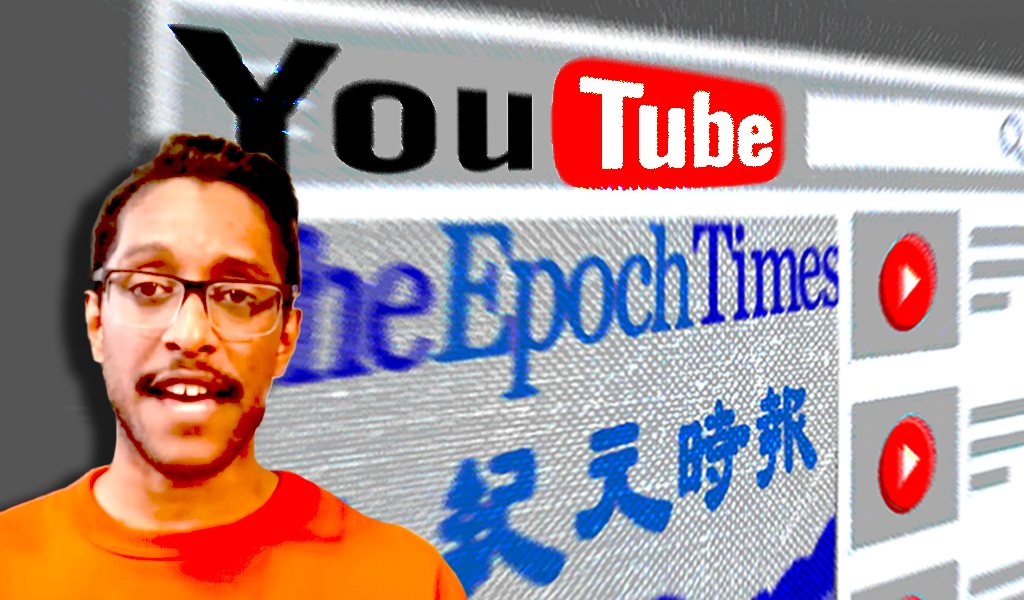 """On YouTube, The Epoch Times promoted """"Stop the Steal"""" events and spread misinformation before and after Capitol riots"""