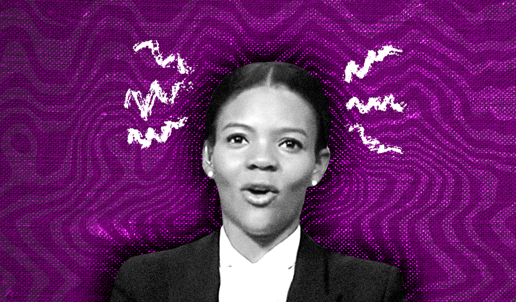 Candace Owens takes fat people's existence very personally