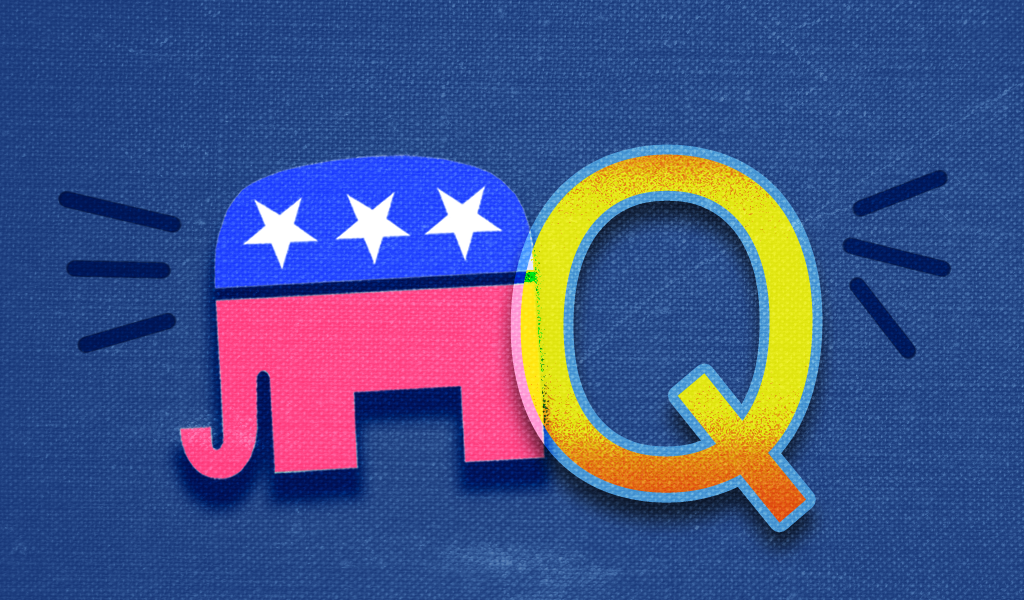 QAnon influencers want their followers to infiltrate Republican precinct committees -- and the plan shows signs it's working